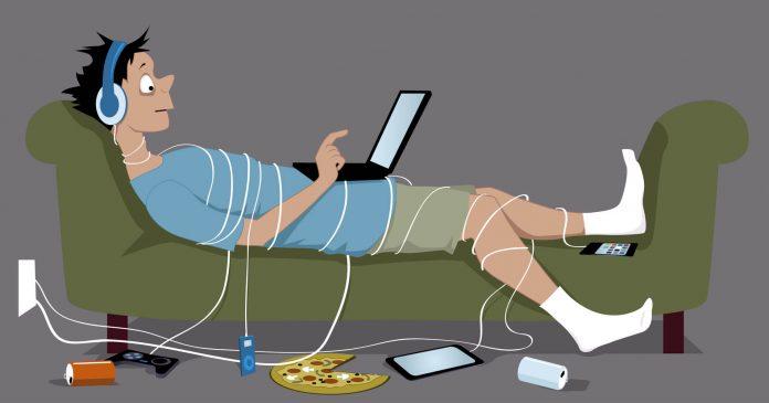 Bilgisayar Bağımlılığı