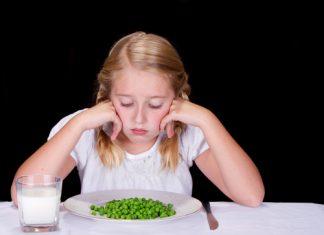 çocuklar neden yemek seçer