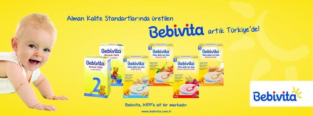 Bebivita Türkiye'de
