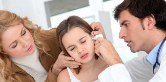 Çocuklarda Kulak Burun Boğaz Rahatsızlıkları