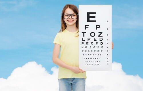 Çocuklarda Göz Kontrolü Sıklığı