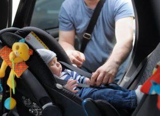 Çocuklarda Taşıt Güvenliği