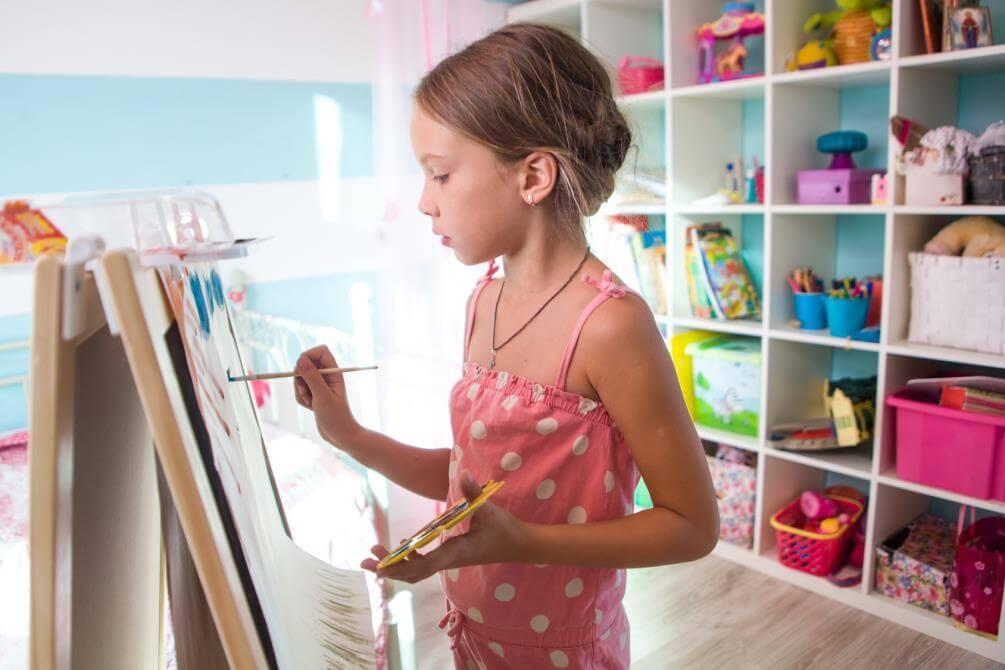 3-6 Yaş Çocukta Sanat Eğitimi