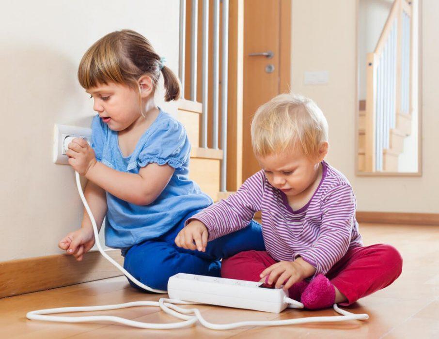 Çocukları Ev Kazalarından Koruma