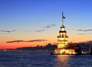 Güzel İstanbul'um
